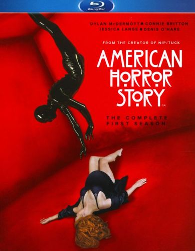 American Horror Story: The Complete First Season [3 Discs] [Blu-ray] 6386604