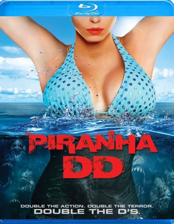 Piranha DD [Blu-ray] [2012] 6387694
