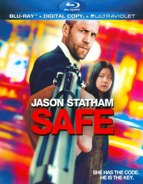 Safe [Includes Digital Copy] [Blu-ray] [2012] 6389055