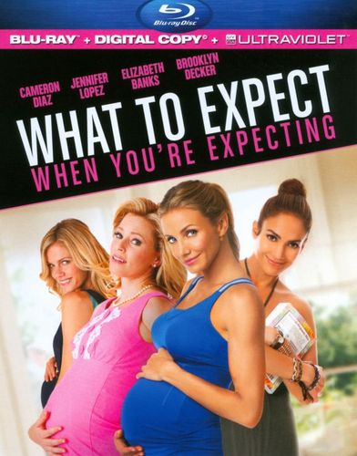 What to Expect When You're Expecting [Includes Digital Copy] [Blu-ray] [2012] 6389064