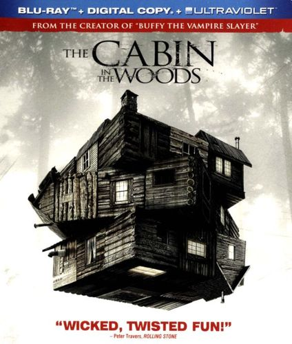 The Cabin in the Woods [Blu-ray] [2012] 6389116