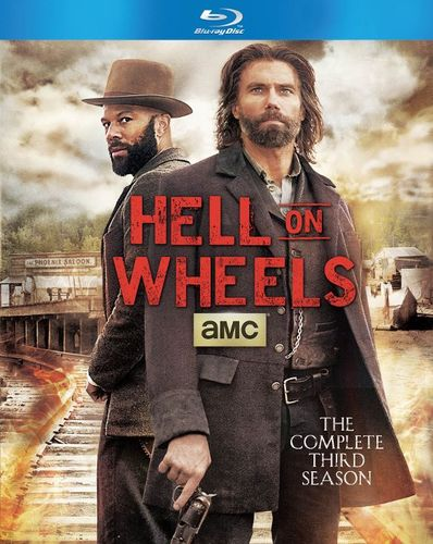 Image of Hell on Wheels: The Complete Third Season [3 Discs] [Blu-ray]