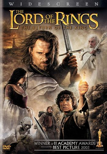 The Lord of the Rings: The Return of the King [WS] [2 Discs] [DVD] [2003] 6408078