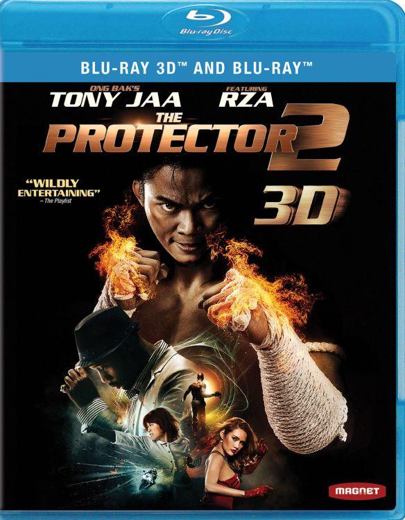 The Protector 2 [2 Discs] [3D] [Blu-ray] [Blu-ray/Blu-ray 3D] [2013] 6409113