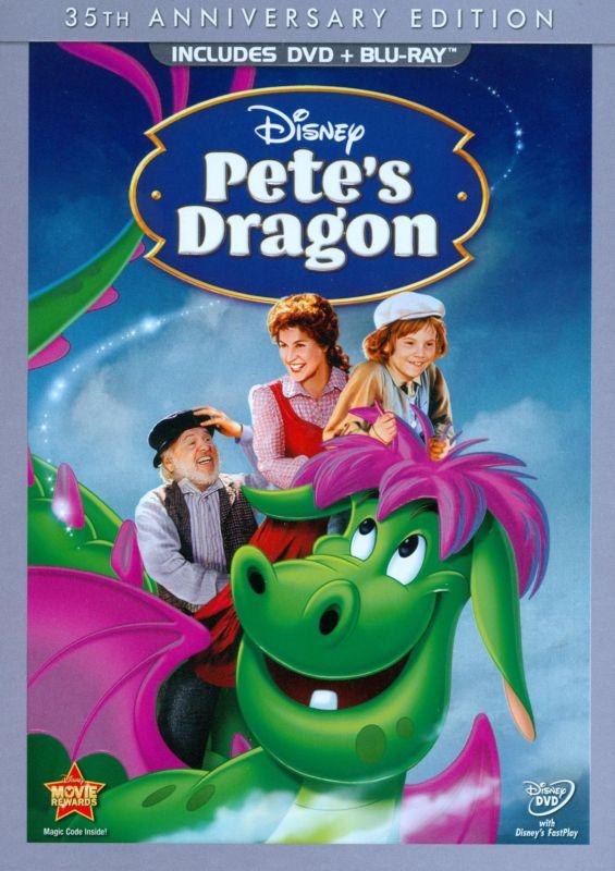 Pete's Dragon [35th Anniversary Edition] [2 Discs] [DVD] [1977] 6410156