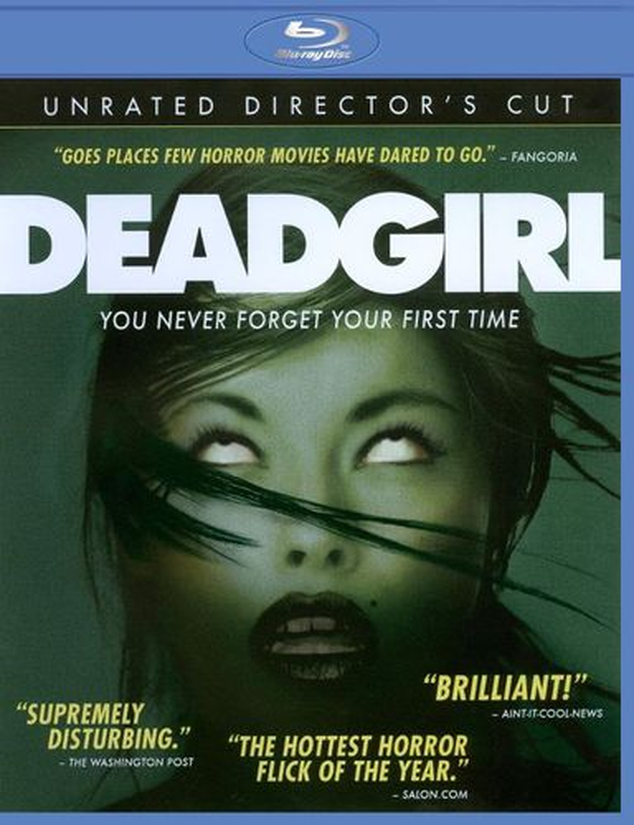 Deadgirl [Blu-ray] [2008] 6410262
