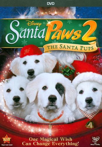 Santa Paws 2: The Santa Pups [DVD] [2012] 6411331