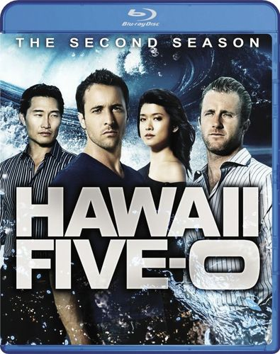 Hawaii Five-0: The Second Season [5 Discs] [Blu-ray] 6412858