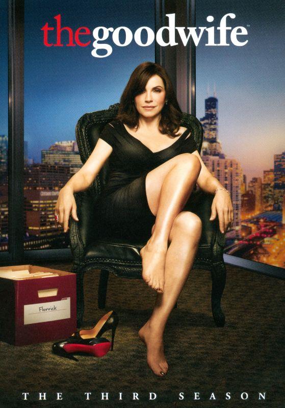 The Good Wife: The Third Season [6 Discs] [DVD] 6412876