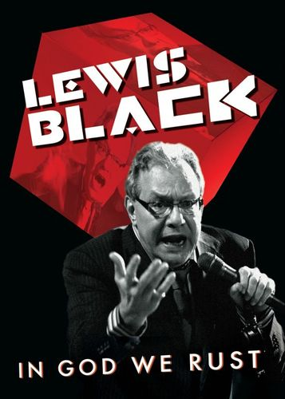 Lewis Black: In God We Rust [DVD] [2012] 6412949