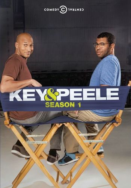 Key & Peele: Season 1 [2 Discs] [DVD] 6412958