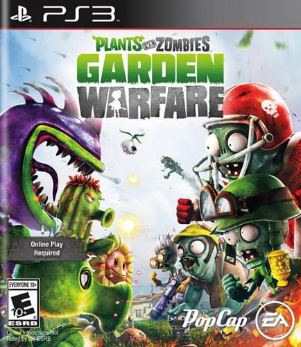 Plants vs. Zombies: Garden Warfare - PlayStation 3