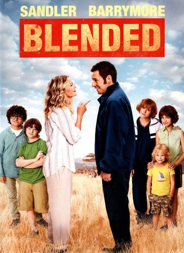 Blended [Includes Digital Copy] [UltraViolet] [DVD] [2014] 6435063