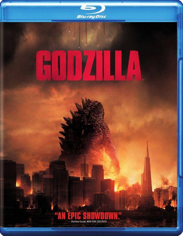 Godzilla [Blu-ray] [2014] 6435114