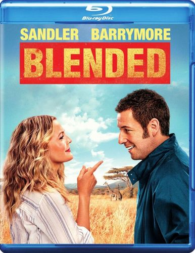 Blended [Includes Digital Copy] [Ultraviolet] [Blu-ray/DVD] [2014] 6435123