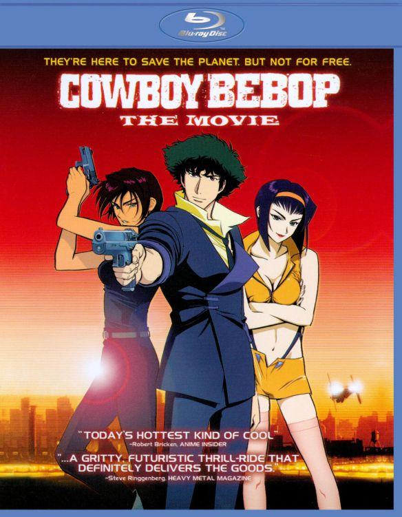 Cowboy Bebop: The Movie [Blu-ray] [2001] 6440095