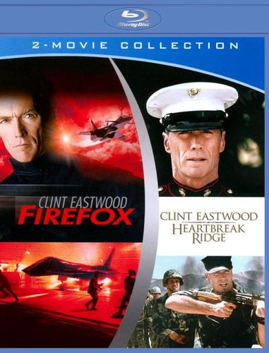 Firefox/Heartbreak Ridge [Blu-ray] 6440208