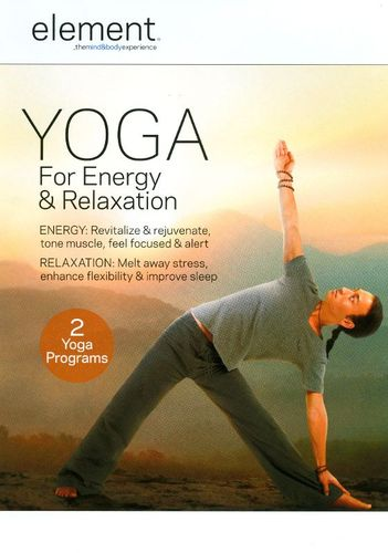 Element: Yoga for Energy & Relaxation [DVD] [2012] 6440429