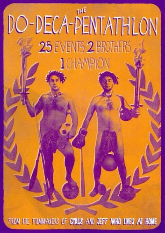 The Do-Deca-Pentathlon [DVD] [2012] 6440456