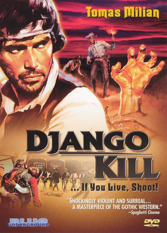 Django, Kill. If You Live, Shoot! [DVD] [1967] 6447909