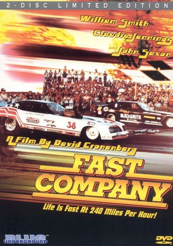 Fast Company [Limited Edition] [2 Discs] [DVD] 6447945