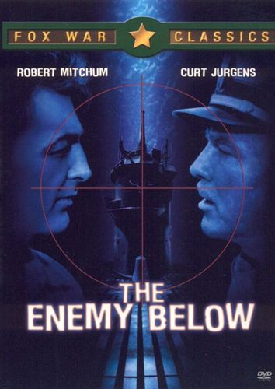 The Enemy Below [DVD] [1957] 6448187