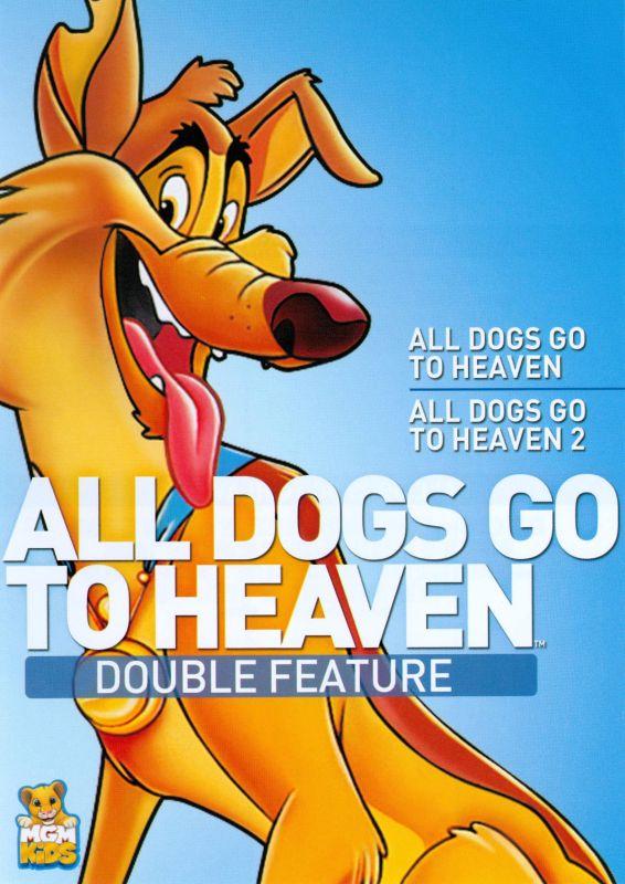 All Dogs Go to Heaven/All Dogs Go to Heaven 2 [DVD] 6451259