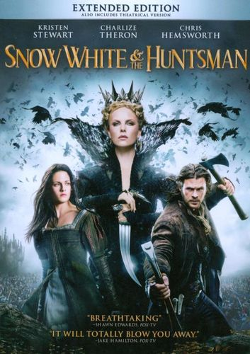Snow White and the Huntsman [DVD] [2012] 6456779