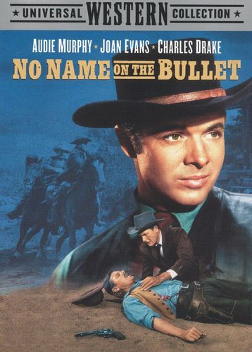 No Name on the Bullet [DVD] [1959] 6460153