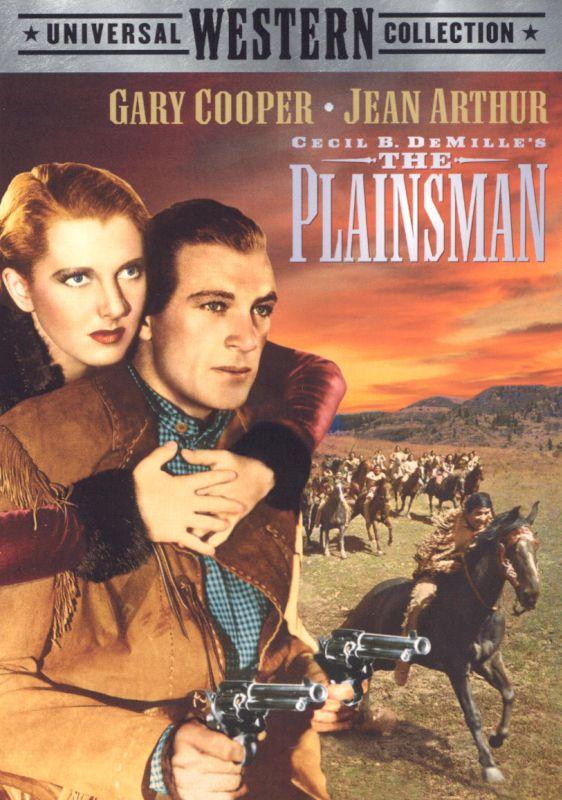 The Plainsman [DVD] [1937]