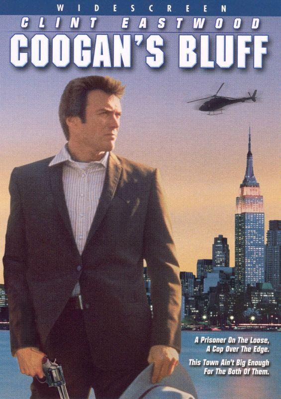 Coogan's Bluff [DVD] [1968]
