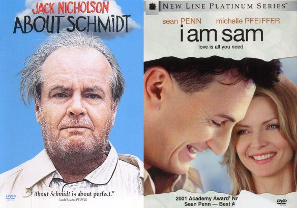 About Schmidt/I Am Sam [2 Discs] [DVD] 6464747