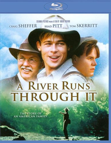 A River Runs Through It [Blu-ray] [1992] 6500194