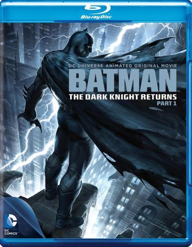Batman: The Dark Knight Returns, Part 1 [Blu-ray] [2012] 6500925