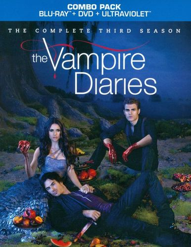 The Vampire Diaries: The Complete Third Season [Includes Digital Copy] [UltraViolet] [Blu-ray] 6502456