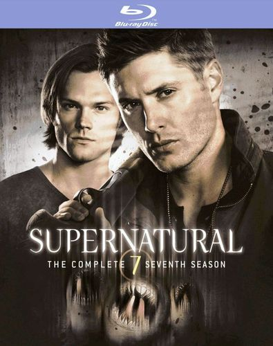 Supernatural: The Complete Seventh Season [4 Discs] [Blu-ray] 6502474