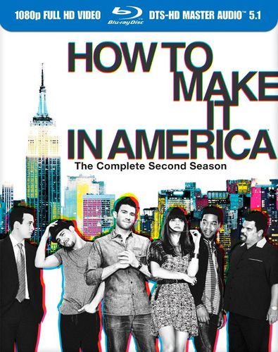 How to Make It in America: The Complete Second Season [Blu-ray] 6502492