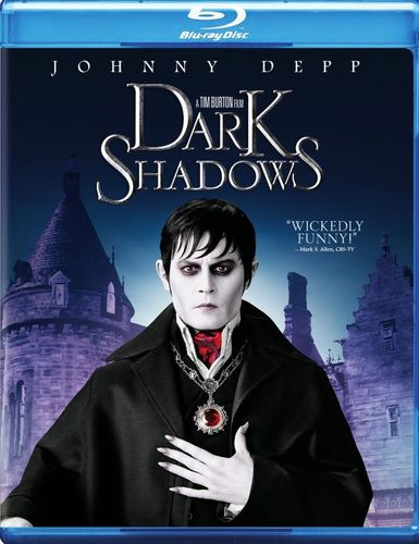 Dark Shadows [2 Discs] [Includes Digital Copy] [UltraViolet] [Blu-ray/DVD] [2012] 6502526