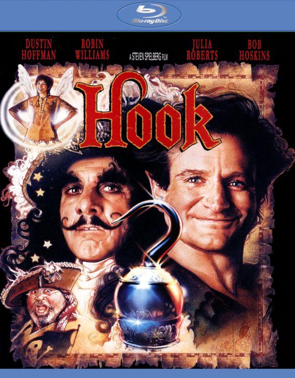 Hook [Blu-ray] [1991] 6538005