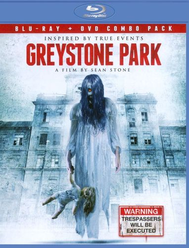 Greystone Park [2 Discs] [Blu-ray/DVD] [English] [2012] 6541712