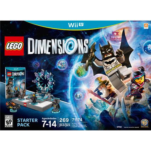 LEGO Dimensions Starter Pack - Nintendo Wii U 6550149