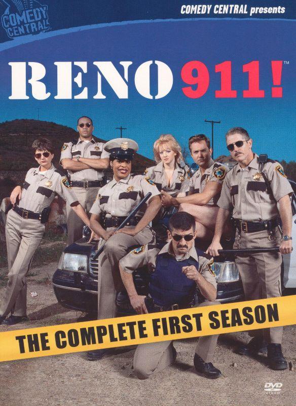 Reno 911!: The Complete First Season [2 Discs] [DVD] 6565861