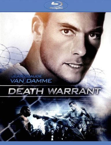 Death Warrant [Blu-ray] [1990] 6571634