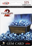 NCSOFT - Guild Wars 2 Gem Card ($25) - Multicolor