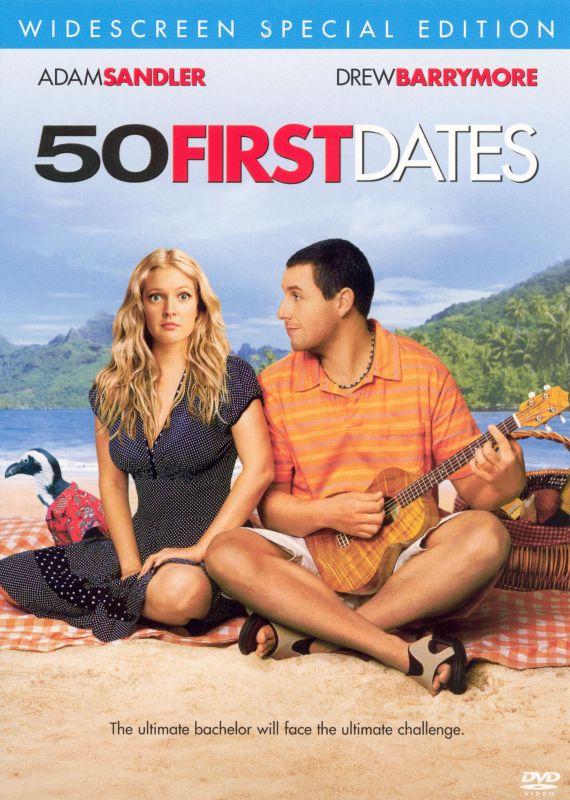 50 First Dates [WS] [DVD] [2004] 6579981