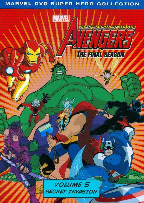 Avengers: Earth's Mightiest Heroes, Vol. 5 [DVD] 6581961