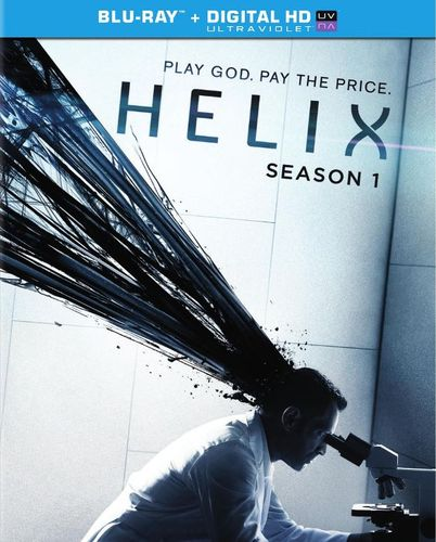 Helix: The Complete First Season [Includes Digital Copy] [UltraViolet] [Blu-ray] 6615006