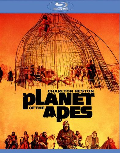 Planet of the Apes [Blu-ray] [1968] 6621193