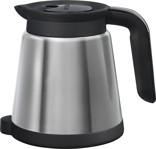 Keurig - 2.0 Coffee Carafe - Silver/Black 6631001