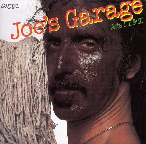 Joe's Garage: Act 1, 2 & 3 [Blu-Ray] [CD] 6633304
